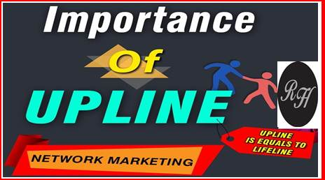 Multi Level Marketing Upline Role