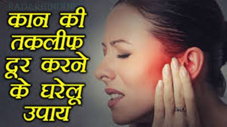 Ear In Hindi