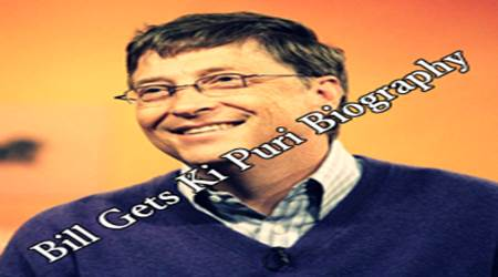 Bill Gats Biography In Hindi